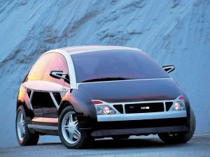 1998 ItalDesign Structura
